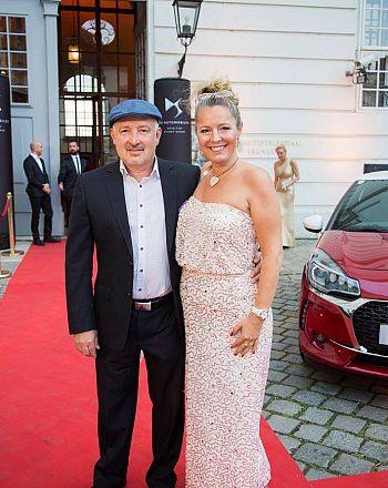 LUXUSLASHES® beim Vienna Award for Fashion and Lifestyle 2016