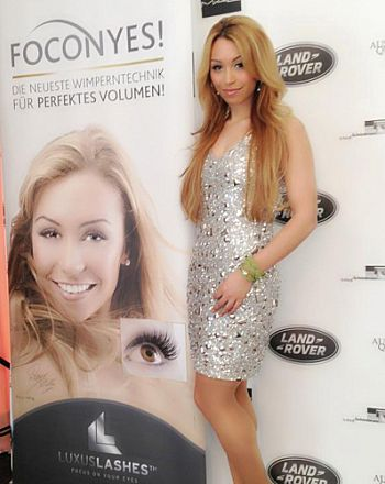 """Fashion Award mit Songpräsentation """"Luxus Life"""""""