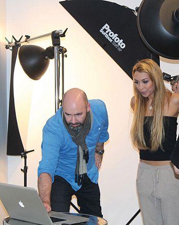 Foconyes Fotoshooting mit Ronja Hilbig