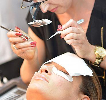 LUXUSLASHES® bei der Beauty Lounge Berlin!