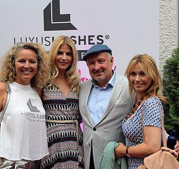 Eröffnung LUXUSLASHES® LOUNGE Berlin