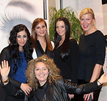 LUXUSLASHES®, Lashes, Fashionweek, Wimpernverlängerung,Wimpern