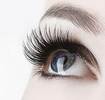Permanent Eyelashes von LUXUSLASHES®