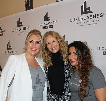 LUXUSLASHES® Fashionweek Jänner 2018