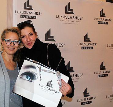 LUXUSLASHES® Fashionweek Jänner 2018