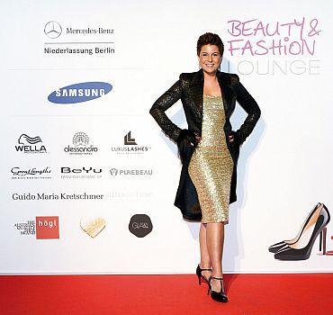 LUXUSLASHES® präsentiert VIPs bei der Fashion Week!