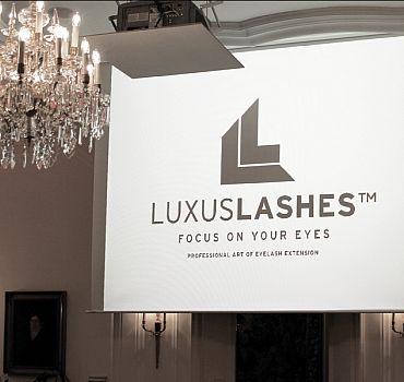 LUXUSLASHES® Pressdays 2013 in Hamburg und München
