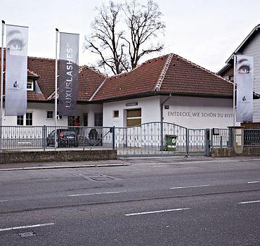 Das neue Firmengebäude in Wien.