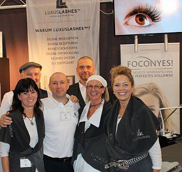 Team LUXUSLASHES® Akademie Wien