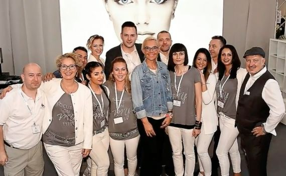 LUXUSLASHES® auf der Beauty Messe Düsseldorf 2017