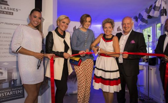 VIP Opening Luxuslashes Wien