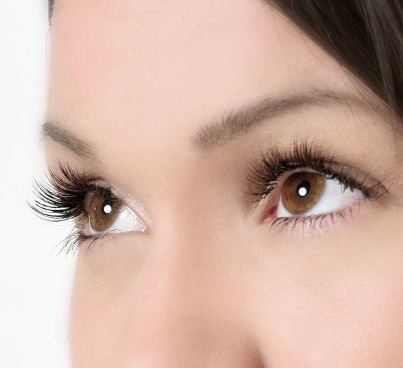 Single lashes